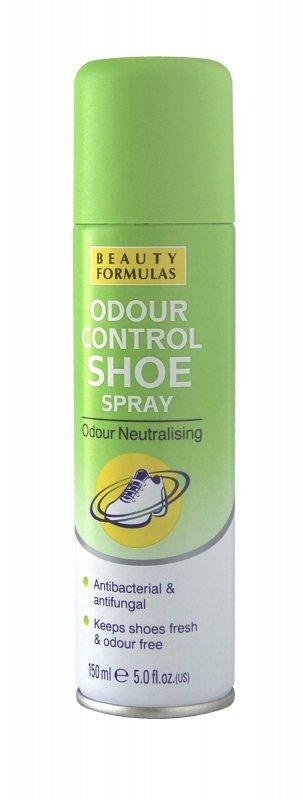 Beauty Formulas Stopy Dezodorant do butów antybakteryjny i przeciwgrzybiczny