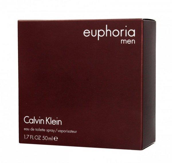 Calvin Klein Euphoria Men Woda Toaletowa 50 ml