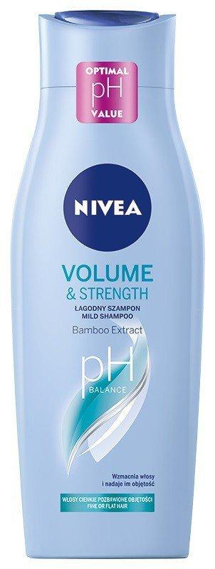 NIVEA Hair Care Szampon do włosów VOLUME & STRENGHT 400ml