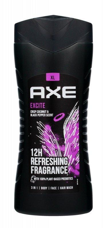 Axe Żel pod prysznic Excite 400ml