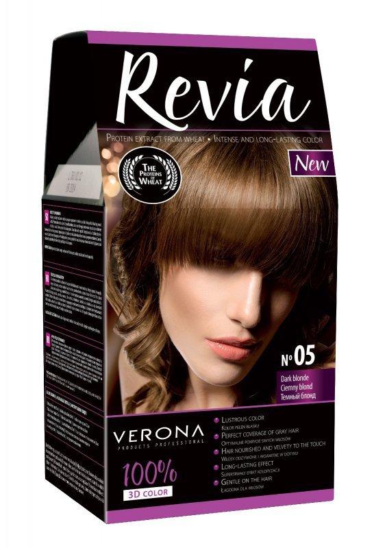 Verona Farba do włosów nr 05 CIEMNY BLOND  50ml
