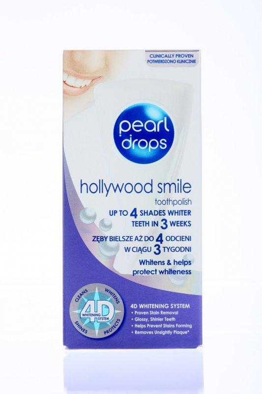 Pearl Drops Pielęgnacja jamy ustnej Pasta do zębów Hollywood Smile
