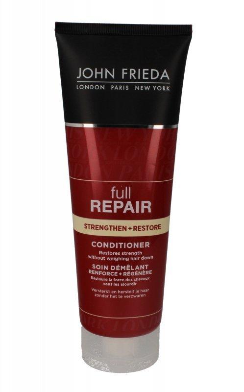 John Frieda Full Repair Odżywka Odbudowująca nadająca Objętość 250ml