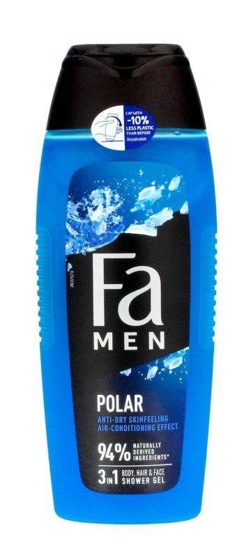 Fa Men Xtreme Polar Żel pod prysznic 400ml