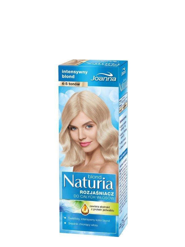 Joanna Naturia Blond Rozjaśniacz do całych włosów 4-5 tonów  1op.