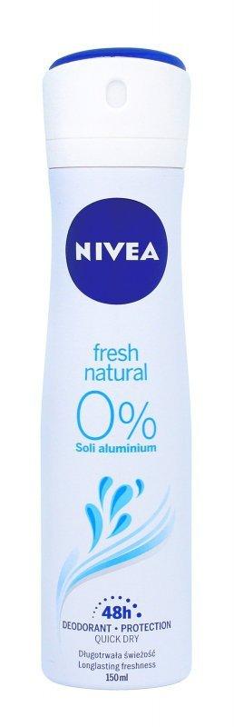 Nivea Dezodorant  FRESH NATURAL spray damski  150ml