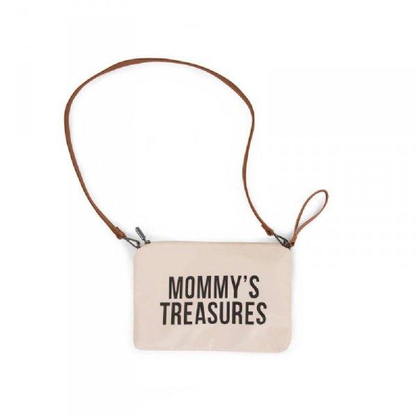 Childhome Torebka Mommy's Treasures Kremowa