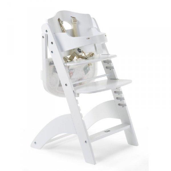 Childhome Krzesełko do karmienia Lambda 3 White