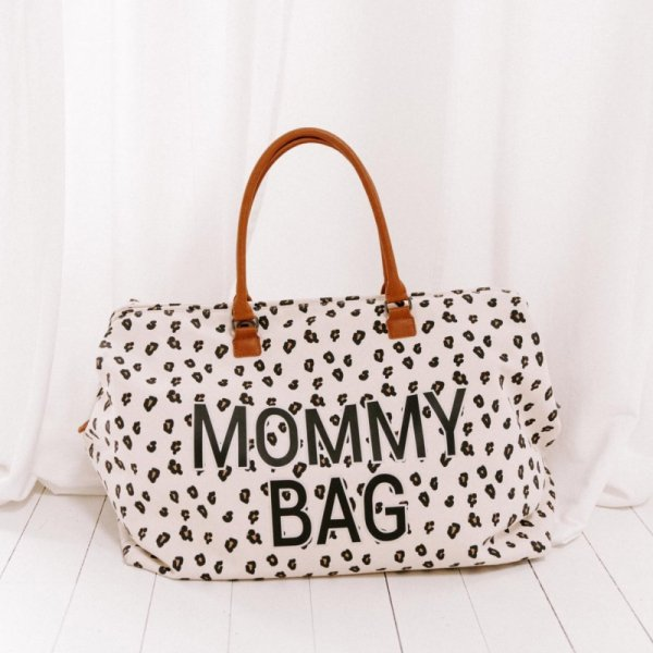 Childhome Torba Mommy Bag Leopard