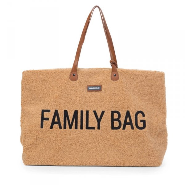 Childhome Torba Family Bag Teddy Bear