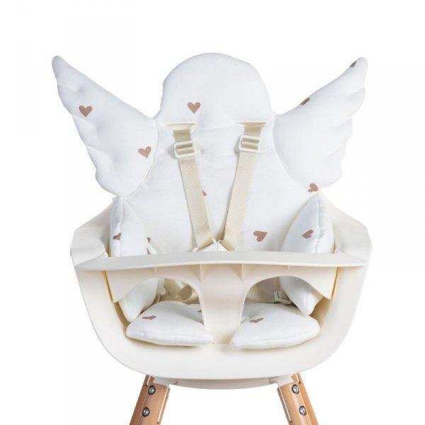 Childhome Uniwersalny ochraniacz Anioł Jersey Hearts