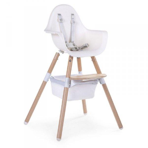 Childhome Koszyk do krzesełka Evolu 2 White