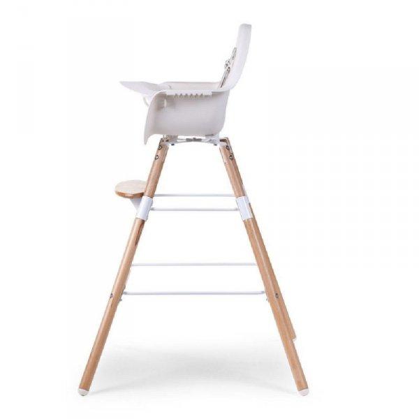 Childhome Podwyższenie do krzesełka Evolu 2 Natural/White