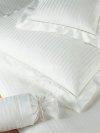 Elegante pościel z mako- satyny White House biała 2280 200x220