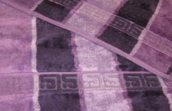 Ręcznik Cawo pasy fiolet 30x50
