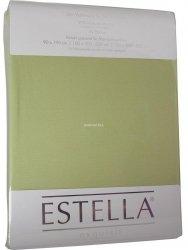 Prześcieradło zwirn-jersey z gumką Estella lind