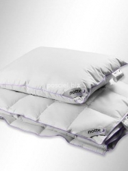 Zestaw kołdra puchowa zimowa Amore 160x200+2poduszki