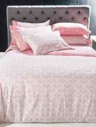Versace pościel satynowa Damasco różowa 200x220