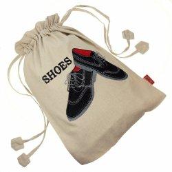 Worek na buty dla chłopca