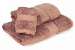 Ręcznik jednolity jasny brąz 700g - 30x50, 50x100, 70x140
