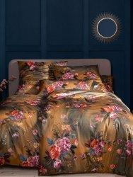 Estella pościel satyna de luxe Grazia gold 1058 155x200