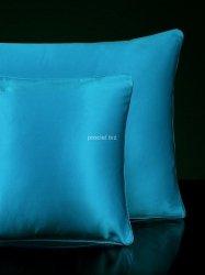 Malbery jedwabna poszewka na poduszkę royal blue 40x40, 40x60, 50x70, 70x80