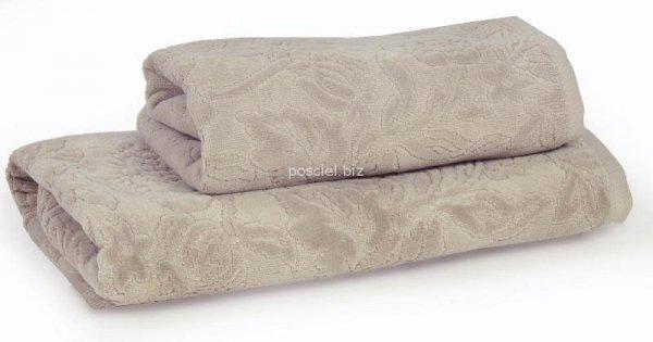 Ręcznik Silviana kawowy 50x100, 70x140