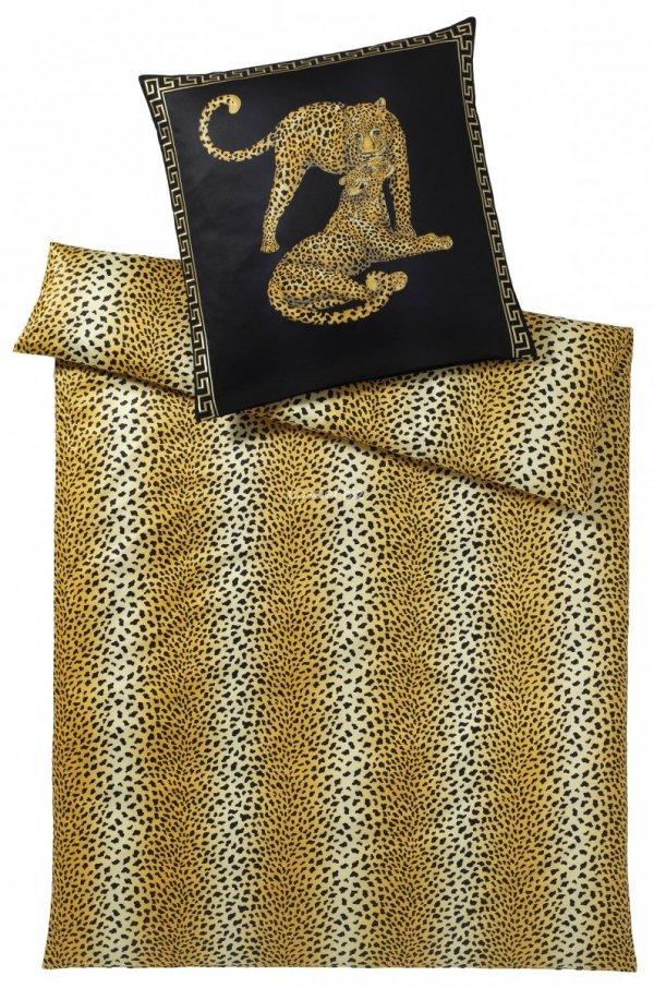 Elegante pościel bawełniana egipska Gepard Pair 155x200