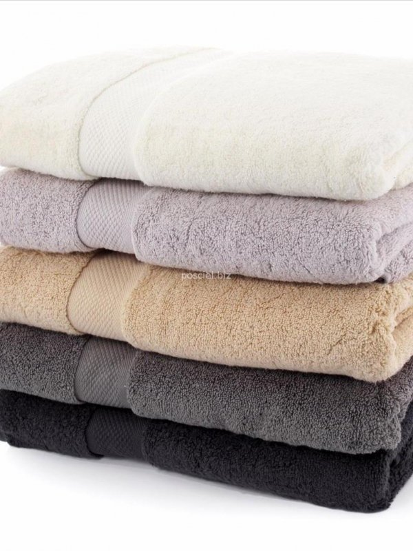 Ręcznik jednolity antracyt 600g - 50x100