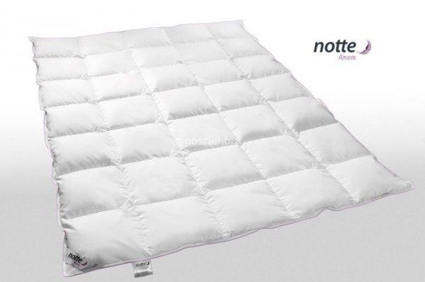 Kołdra puchowa letnia Notte Amore 220x240