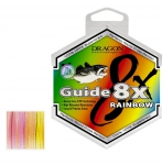 GUIDE 8X RAINBOW 250m 5-kolorowa 0.15 mm/12.90 kg