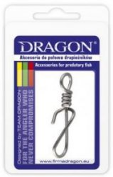 Agrafka DRAGON Quick Lock no.10 10 szt.