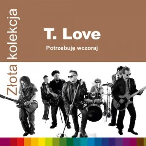 T Love - Złota Kolekcja [CD]