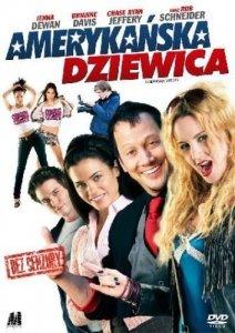 Amerykańska Dziewica [DVD]