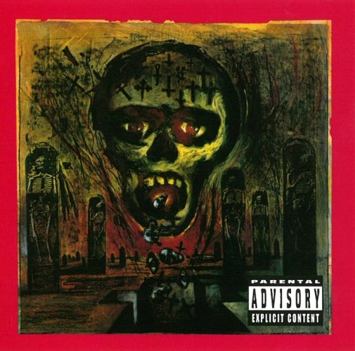 Slayer - Seasons In The Abyss [CD], Album, Okładka