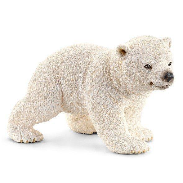 Figurka Młody Miś Polarny [Schleich]