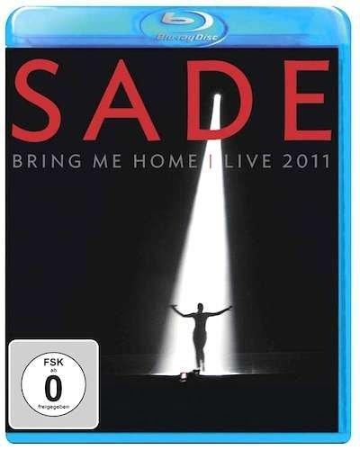 Sade - Bring Me Home: Live 2011 [Blu-ray], Okładka