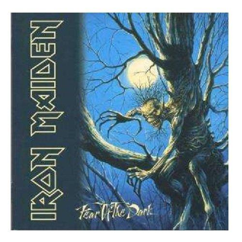 Iron Maiden - Fear Of The Dark [CD], Okładka
