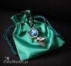 magiczny naszyjnik Księżycowy Jeleń, talizman: Mistyczna Siła