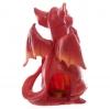 figurki fantasy, gadżety i prezenty ze smokami, czerwony smok