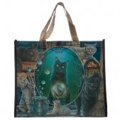 Magiczne Koty - torebka zakupowa