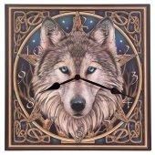 zegar - Magiczny Wilk