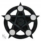 Pentagram - świecznik