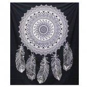 Łapacz Snów - narzuta z bawełny 230cm x 200cm