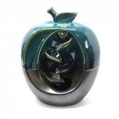 Jabłko z wodospadem - podstawka na kadzidła backflow