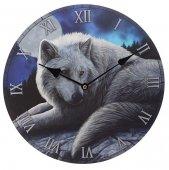 zegar - Wilk Strażnik Północy