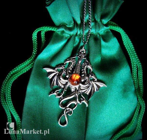 """naszyjnik """"Hydra"""", biżuteria gotycka i magiczna"""
