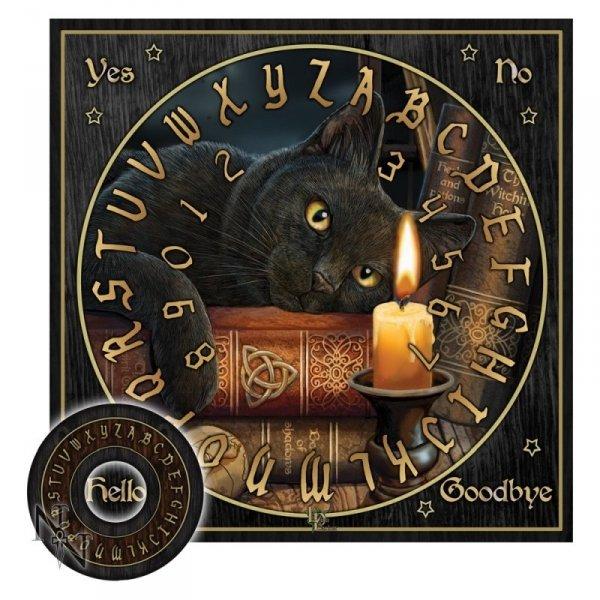 tablica do rozmów z duchami, ouija do kontaktu ze zmarłymi, do kontaktów z duchem