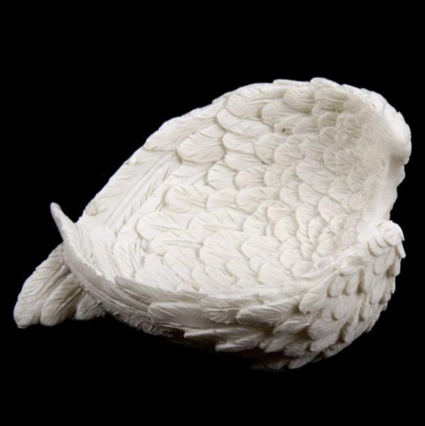 miseczka w kształcie anielskich skrzydeł - gadżety z aniołami