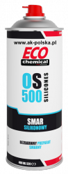 OS-500 silikon spray Ecochemical 400 ml